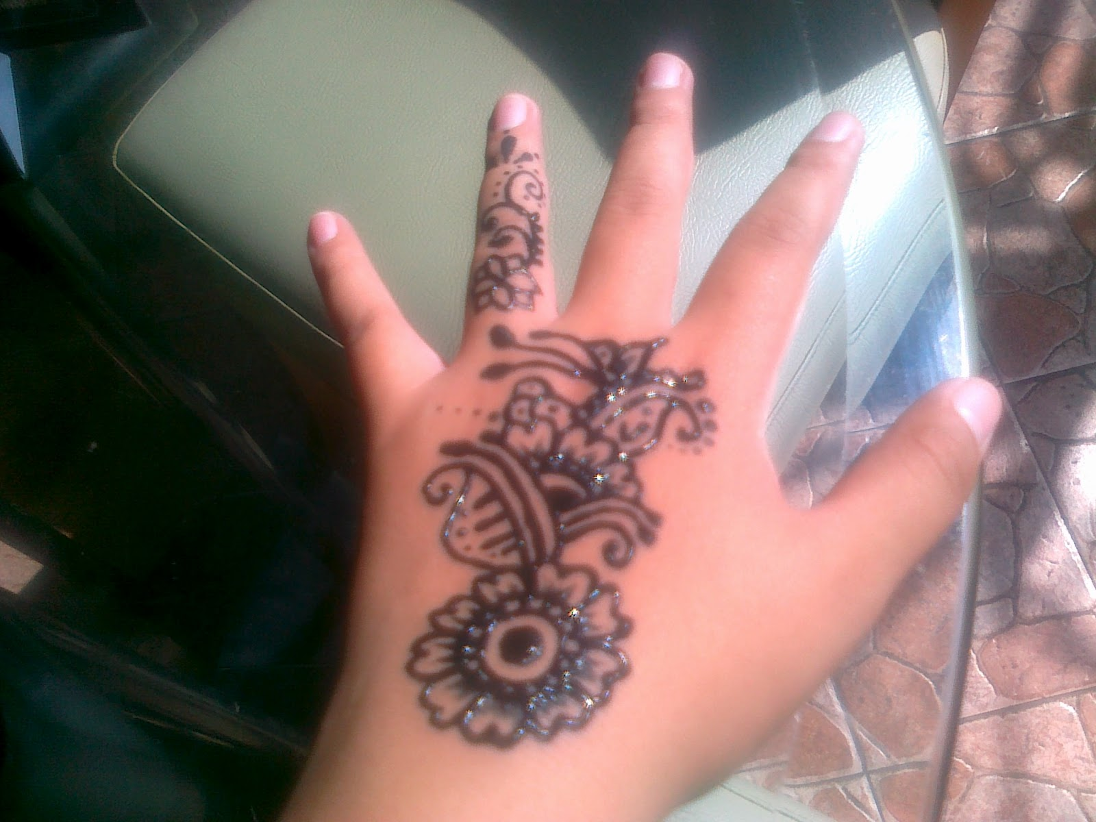 Nunil Henna Tattoo By Natasha