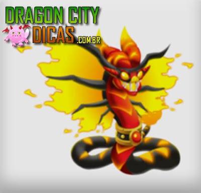 Dragão Demonviper - Informações