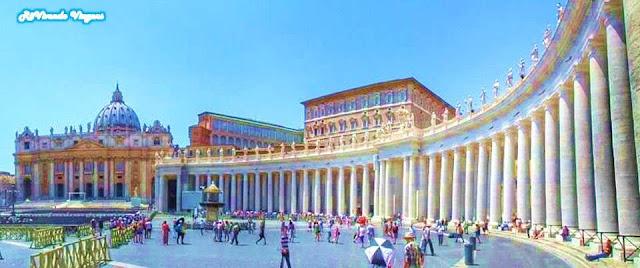 Piazza San Pietro Vaticano