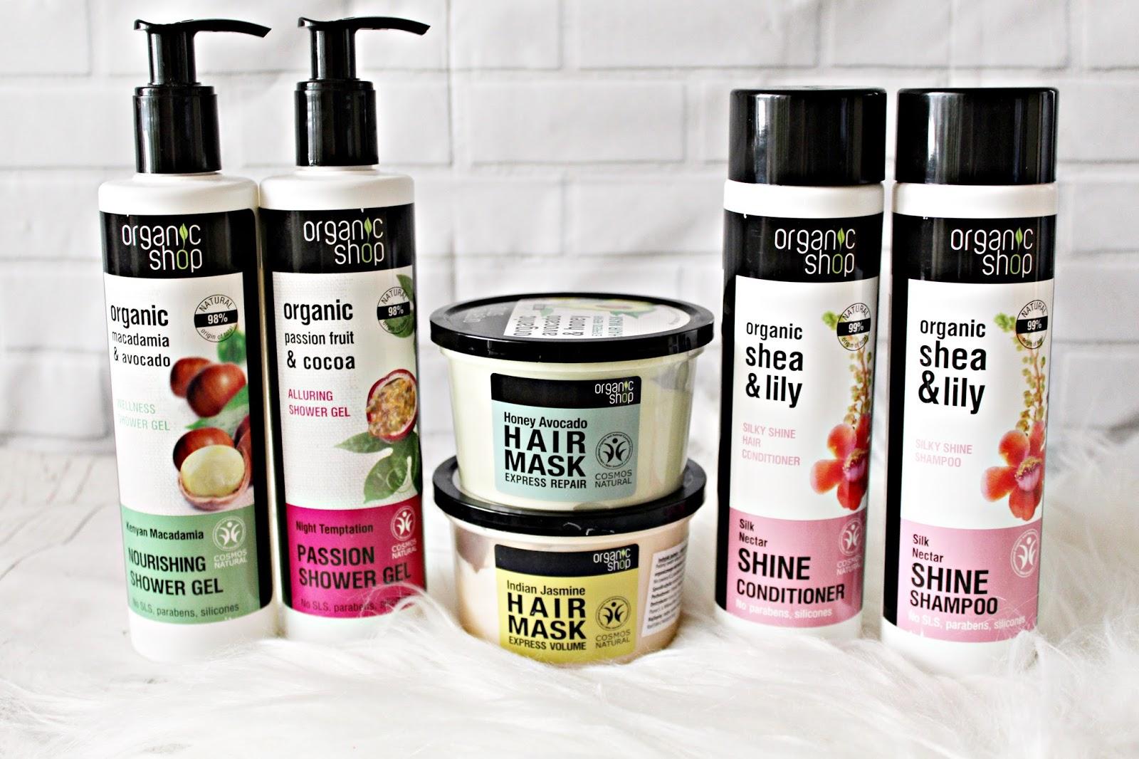 Zakupy w sklepie BIOGO / Pielęgnacja ciała i włosów z Organic Shop