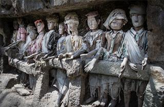Arti Tau-Tau (Patung) di Toraja