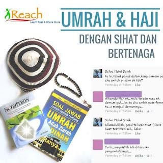 Suplemen untuk umrah & haji