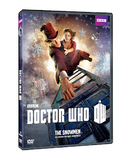 DVD Review - Doctor Who: The Snowmen