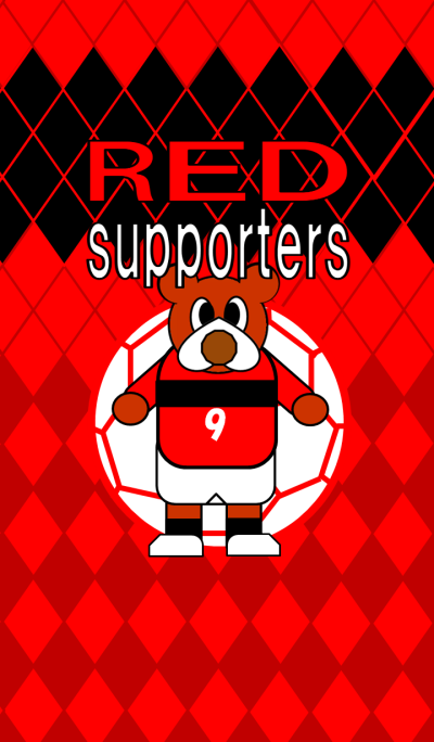 RED supporters