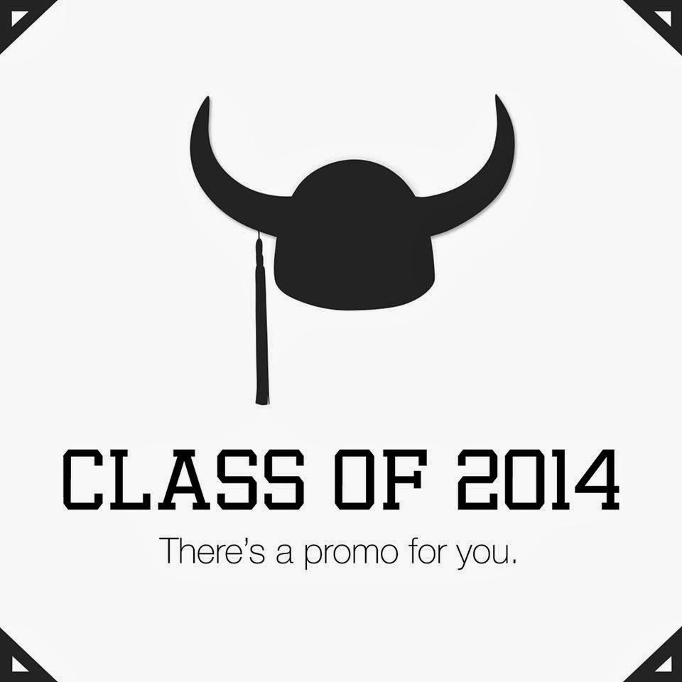 Manila Shopper: Vikings Graduation Promo 2014