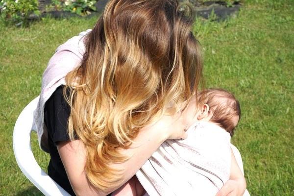 odstaweienie od piersi mama trójki dzieci