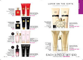 avon catalog 25 fragrance collection