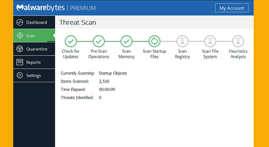 Malwarebytes 3.6.1.2711 Premium Crack