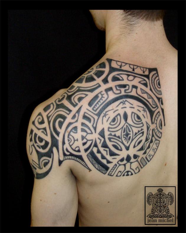 tatouage polynesien-polynesian tattoo: march 2011