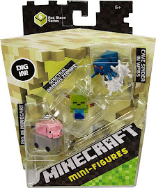 Minecraft Series 6 Zombie Mini Figure