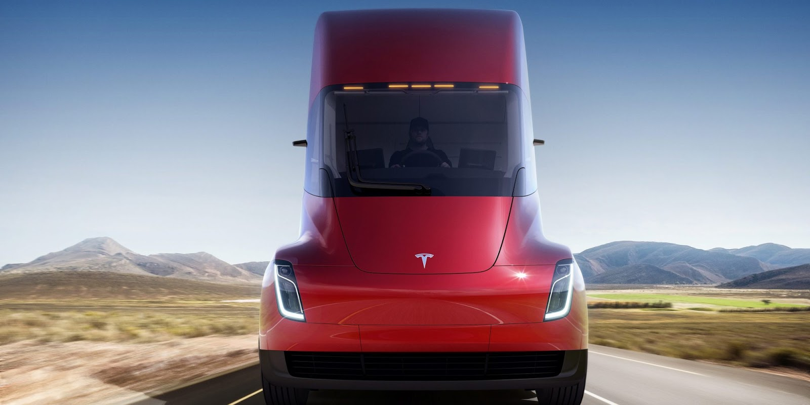 How Many Solar Panels To A Tesla Semi Truck