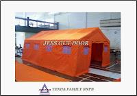 Pabrik, Tempat, Produksi, Pembuat Tenda Posko