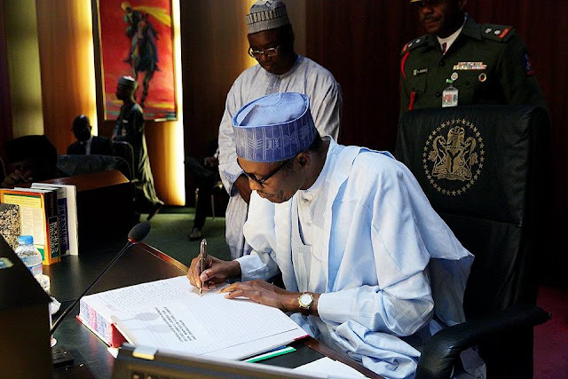 Buhari appoints Ja'afaru new Comptroller-General of Nigeria Prisons