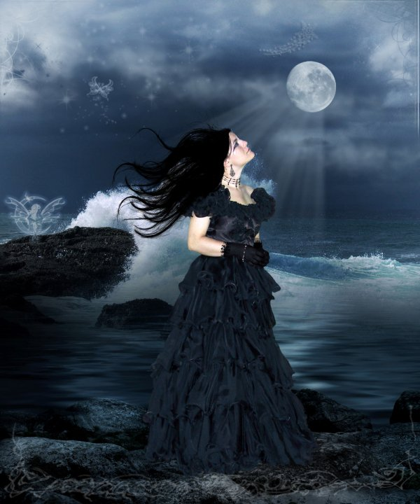 Red Rose Girl Wallpapers Gothic Amp Dark Wallpapers Download Free Dark Gothic