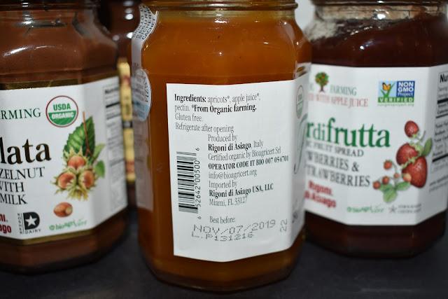 Apricot Fiordifrutta spread