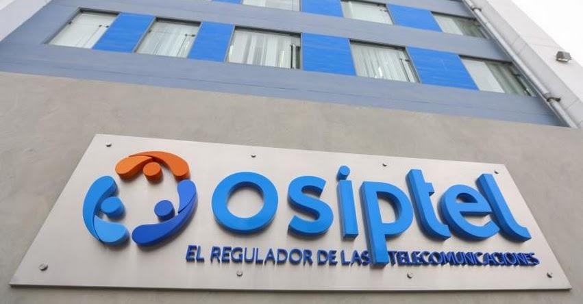 Operadoras deben cumplir con el 40% de la velocidad de internet ofrecida, advierte OSIPTEL - www.osiptel.gob.pe