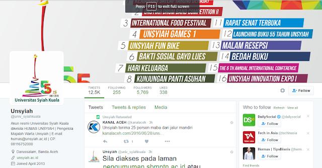 Screenshot 23 - Unsyiah Sebagai Jantung Hati Rakyat Aceh di Kota Pelajar dan Mahasiswa Darussalam