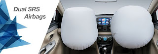 dual airbag all-new-vios