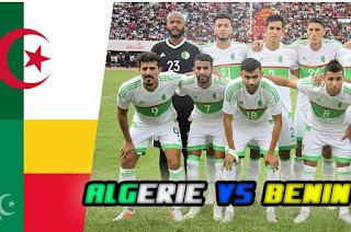 اون لاين مشاهدة مباراة الجزائر وبنين بث مباشر 12-10-2018 تصفيات كأس أمم الافريقية 2019 اليوم بدون تقطيع