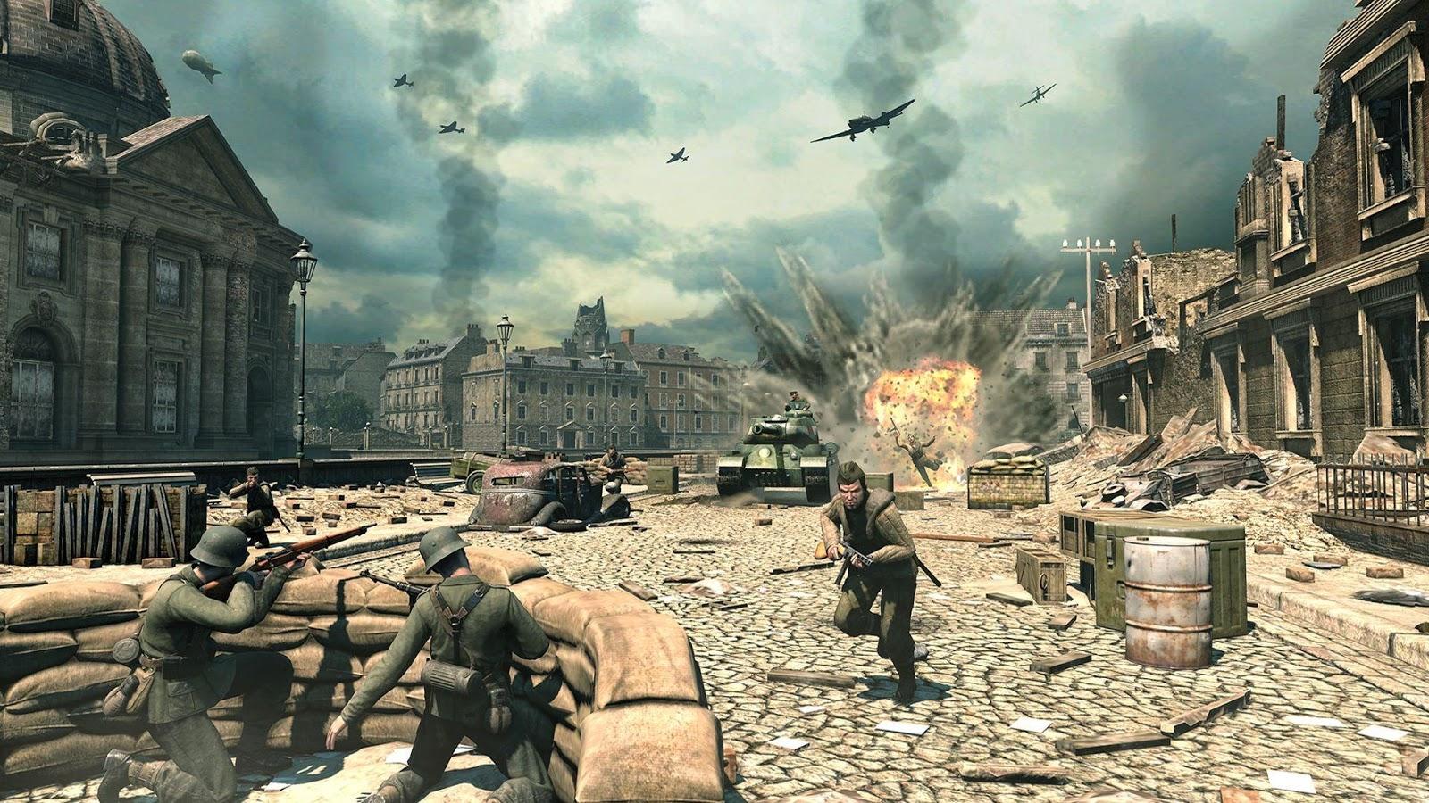 Sniper Elite v2 PC game Download