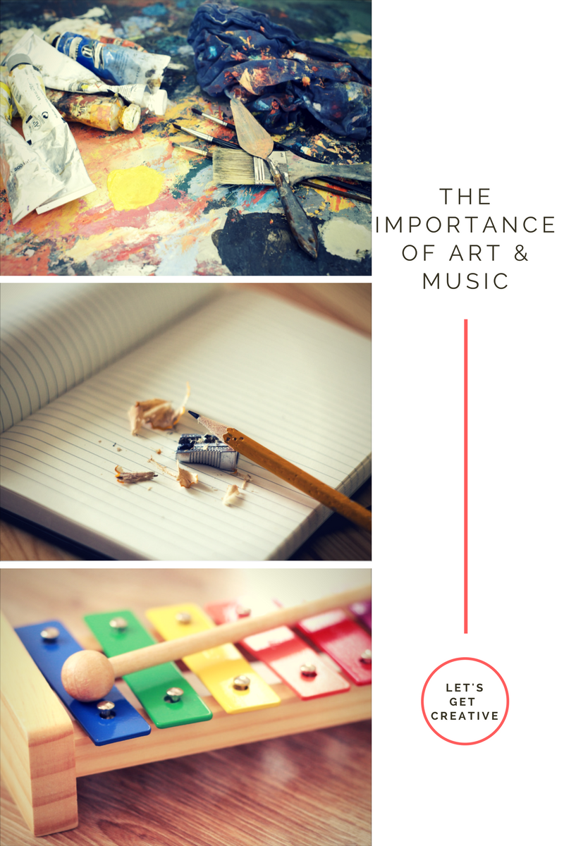 the importance of arts I believe that teaching college students about art is just as important as any other college subject.