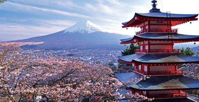 Berlibur ke Jepang