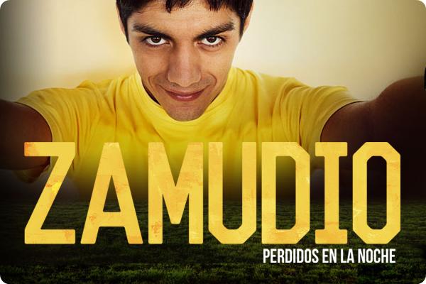 Zamudio. Perdidos en la noche - Serie Completa - Ver Online - 4 capítulos +Descarga HD