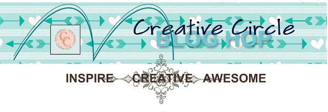 Creative Circle Blog Hop using Stampin' Up! products