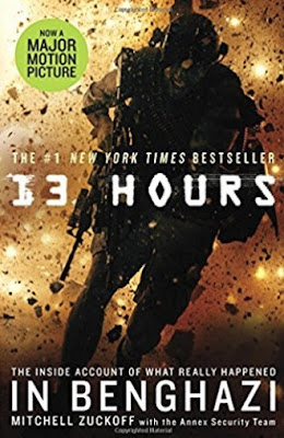 13 Hours by Mitchell Zuckoff (Book cover)