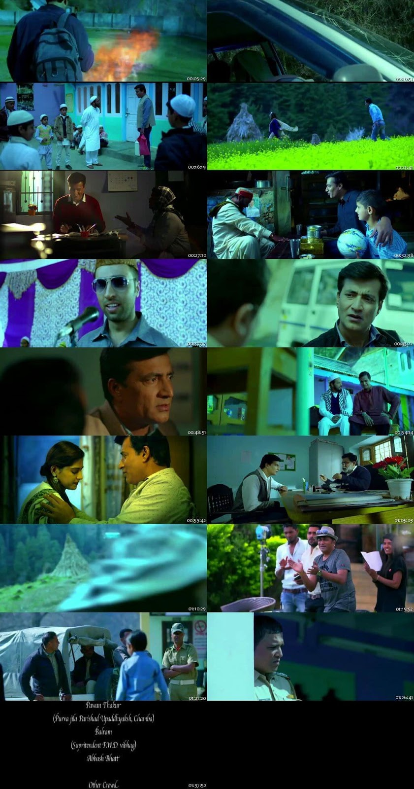 My Father Iqbal 2016 Hindi 480p HDRip
