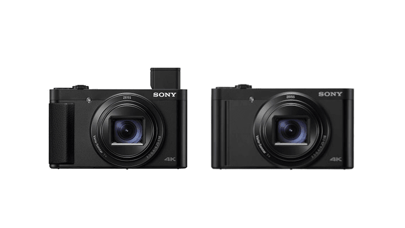 Sony launches the DSC-HX99 and the DSC-WX800