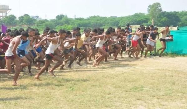 Aravalli  Army Rally, Indian Army Rally, Open Bharti Rally
