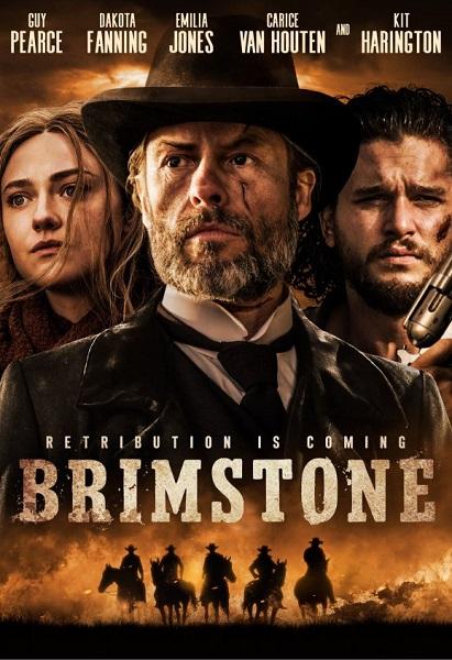 Film Brimstone 2017 Bioskop