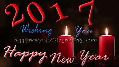 New Year 2017 Wish You Photo Greetings Download Free
