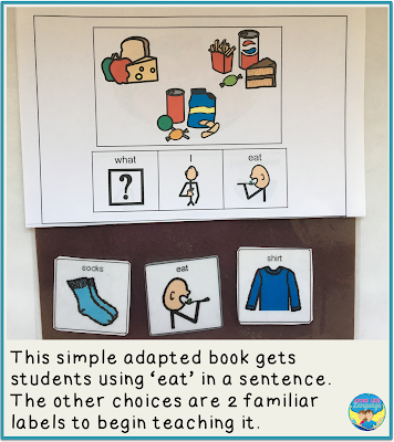 Adding adaptive books