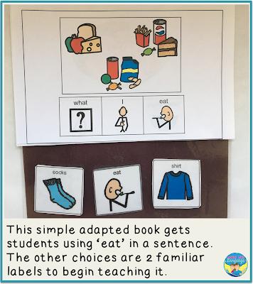 Adding adaptive books