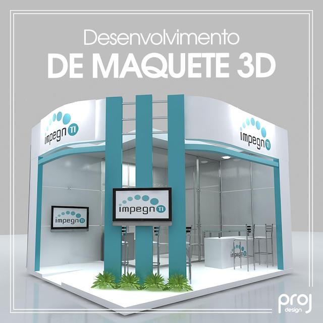 Maquete 3D