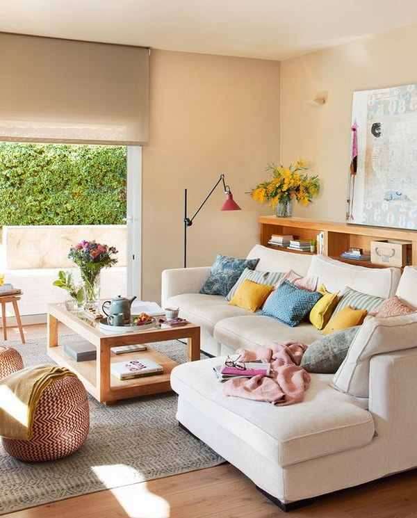 5 Tips To Decorate The Living Room 1