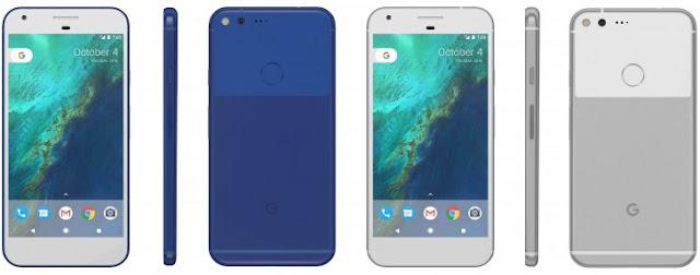 google-pixel-colors