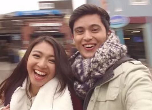 JaDine travel video Always