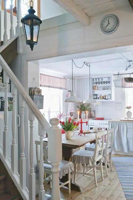 decoração cottage
