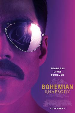 Top 10 - Filmes para ver no Dia dos Namorados (para solteiros) Bohemian Rhapsody