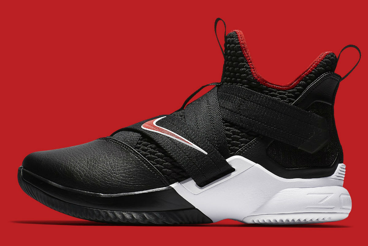 Nike LeBron Soldier 12  Bred   e71b792cd