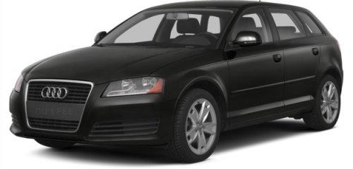 2013 Audi A3 Model
