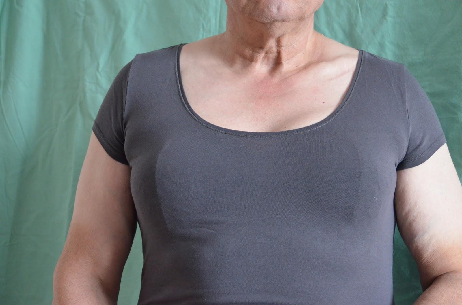 Men caught naked in public