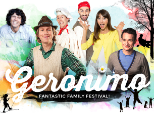 Geronimo Festival 2016 : the line-up