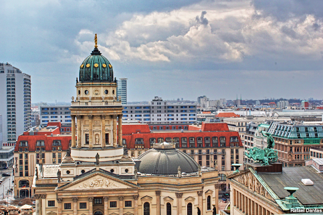 Catedral Francesa em Berlim