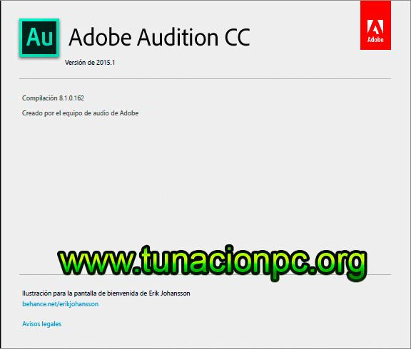 Adobe Audition CC 2015 Imagen