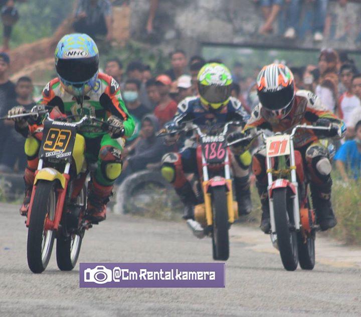 Kelas Khusus RX King Siap Goyang Road Race Karawang 2016