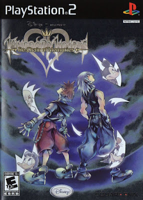 Kingdom Hearts Chain of Memories PS2 GAME ISO
